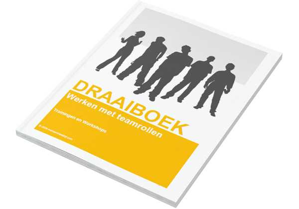 Draaiboek Werken met Teamrollen