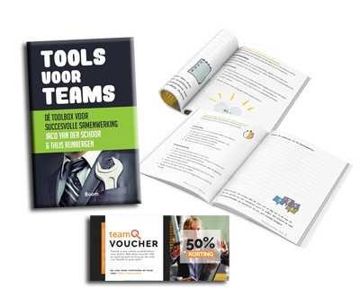 Teamontwikkelpakket voor Teamleiders