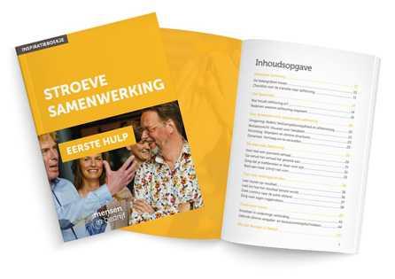 Inspiratieboekje Eerste hulp bij stroeve samenwerking